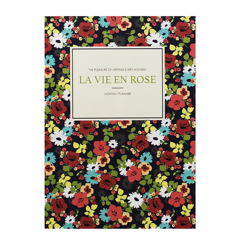 Планинг La vie en rose Black