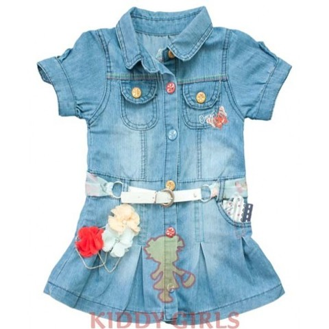 Платье Denim Dress 2906