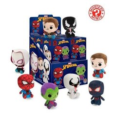 Фигурка плюшевая Funko Blind Box Plush: Marvel: Spider-Man PDQ12 (1шт)  24527
