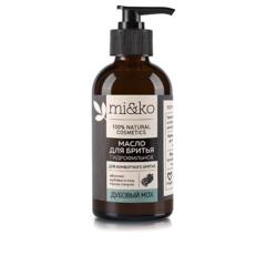 Гидрофильное масло Дубовый мох для бритья, 100мл, ТМ Mi&Ko