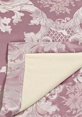 Элитный плед Louis XIV розовый от Curt Bauer