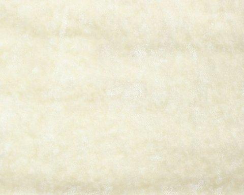 Портьерная ткань бархат однотонный Солярис слоновая кость