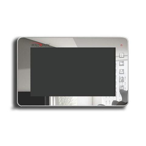 Видеодомофон Polyvision PVD-7S v.7.3 chrome