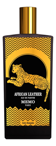 Memo African Leather edp 3x10ml