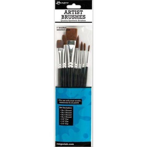 Набор кисточек Artist brushes