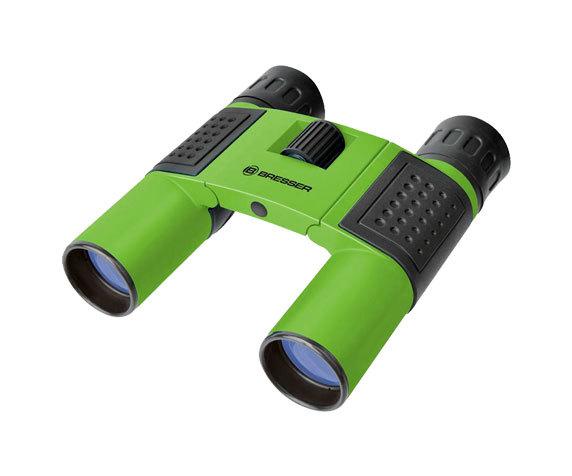 Компактный бинокль Bresser Topas 10 25 зеленый