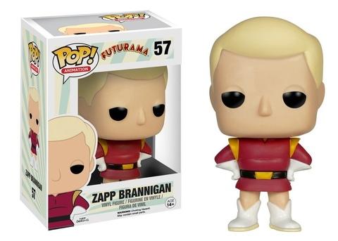 Futurama - Zapp Brannigan Funko Pop! Vinyl Figure || Зэп Бранниган