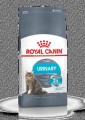 Royal Canin Urinary Care для кошек и котов, обеспечивающей профилактику образования камней в мочевыводящих путях в 2р. через 10 дней кормления
