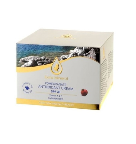 Extra Mineral Крем-антиоксидант с гранатом SPF-30