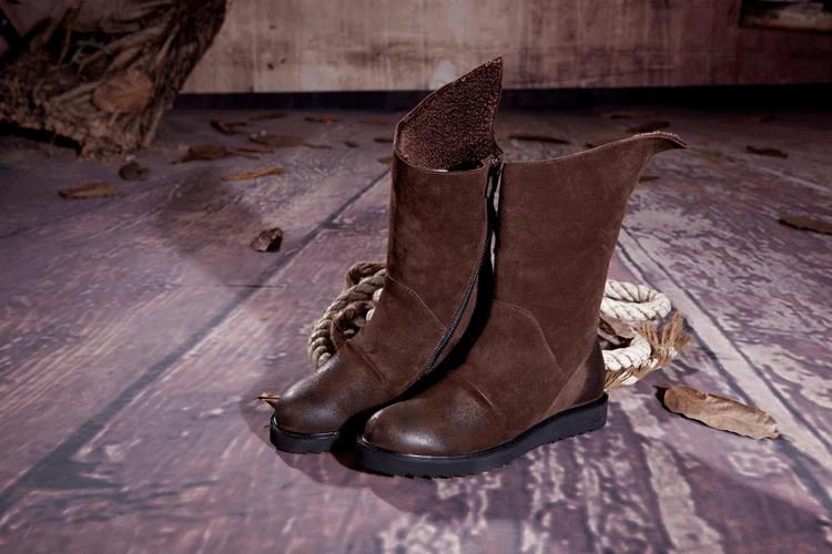 Мужские зимние ботинки «EDERIS»