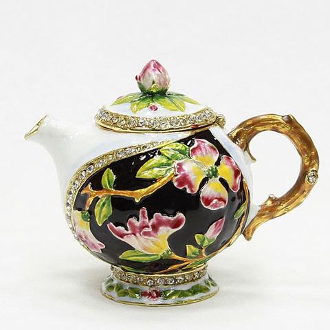 Шкатулка Чайник