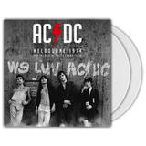 AC/DC / Melbourne 1974 And The Best Of The TV Shows 76-78 (Clear Vinyl)(2LP)