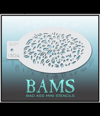 Трафарет BAMS 1304