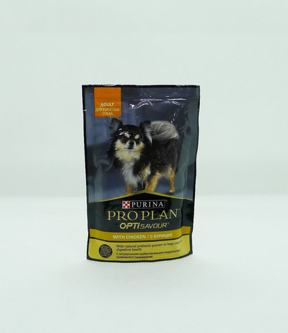 Pro Plan пауч для взрослых собак курица 100г