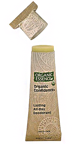 Органический дезодорант