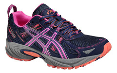 Женские кроссовки внедорожники для бега Asics Gel-Venture5 (T5N8N 5035) | Five-sport.ru