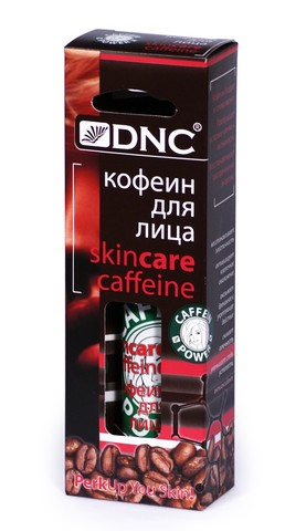 DNC Кофеин для лица 26мл