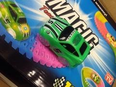 Машинка для трассы Меджик Трек