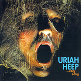 Uriah Heep ‎/ ...Very 'Eavy ...Very 'Umble (Deluxe Edition)(CD)