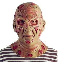 Кошмар на улице Вязов маска Фредди Крюгер для взрослых