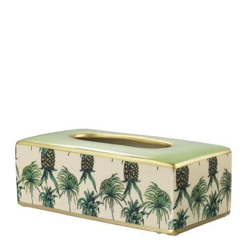 Коробочка для салфеток Eichholtz 112538 Pineapple