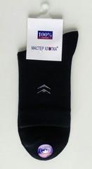 Носки мужские (12 пар ) цвет черный арт.985