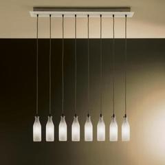 Vesoi bottles 100-s8 — Потолочный подвесной светильник BOTTLES