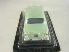 GAZ-M21I Volga second series 1959 green 1:43 DeAgostini Auto Legends USSR #6