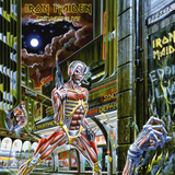 Iron Maiden / Somewhere In Time (LP)