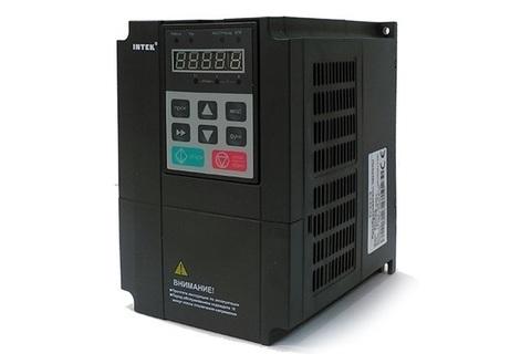 Преобразователь частоты INTEK SPK752A43G (7,5кВт, 380В)