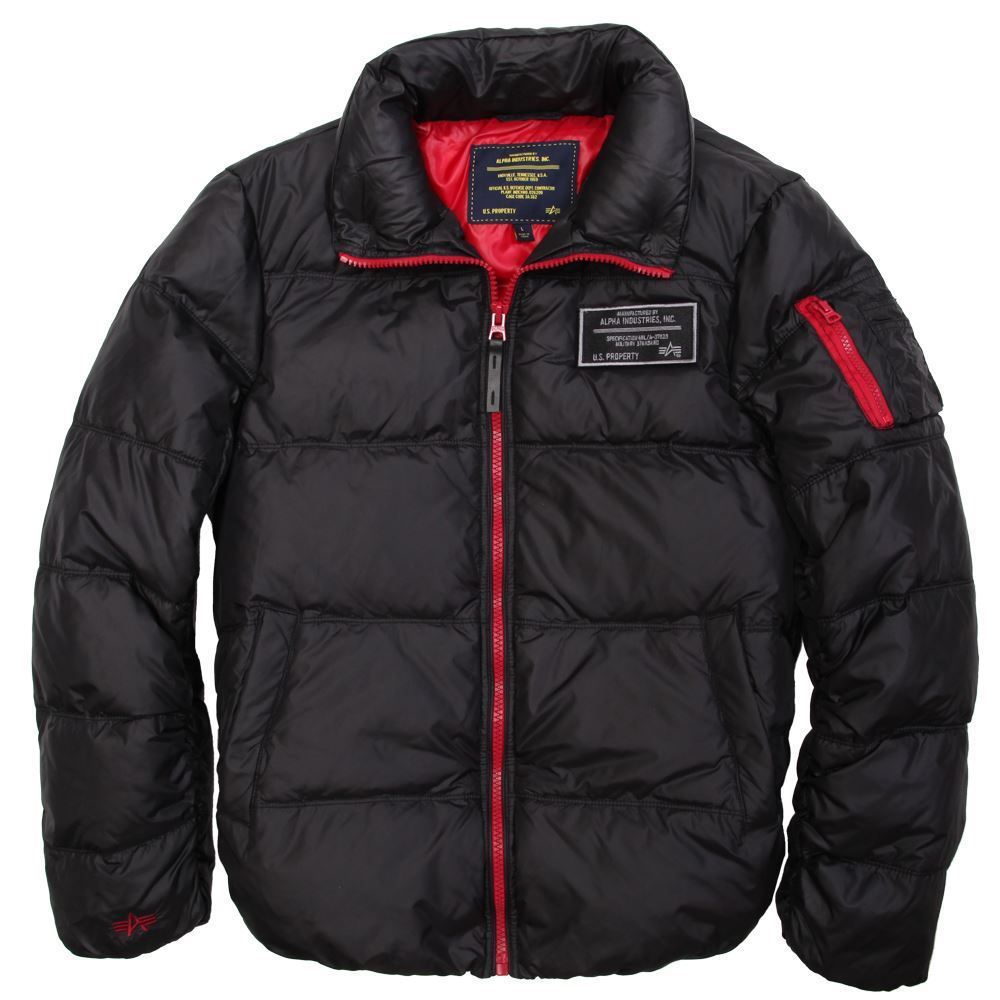 Куртка зимняя - Ice Vapor (черная - black)