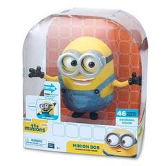 Миньон Боб интерактивная игрушка Deluxe коллекционное издание
