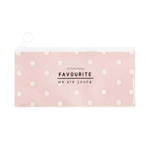 Пенал-косметичка Favorite Pink