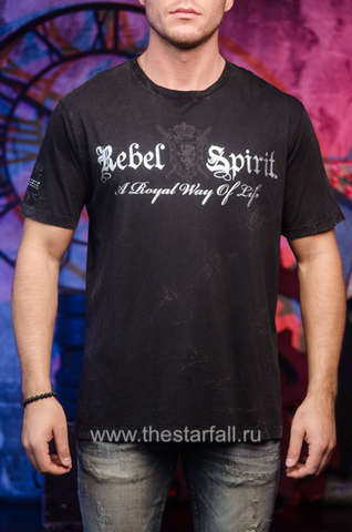 Футболка Rebel Spirit