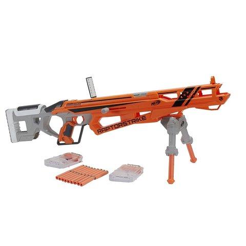 Nerf: Бластер Аккустрайк Рапторстрайк C1895  — Nerf N-Strike Elite AccuStrike RaptorStrike — Нерф Нёрф Хасбро