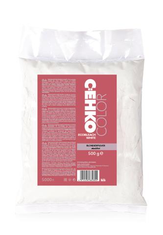 Порошок Цеко блондирующий белый пакет 500г