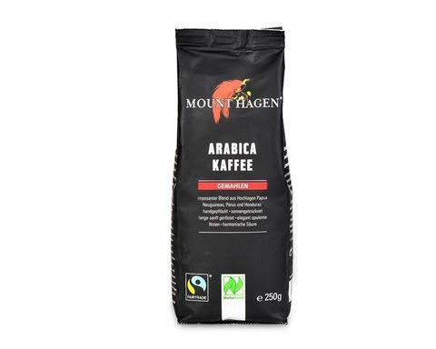 Кофе молотый Mount Hagen Арабика органический, 250 г