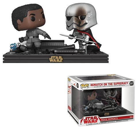 Фигурка Funko POP! Vinyl: Star Wars: Movie Moments: The Last Jedi: Duel 30384