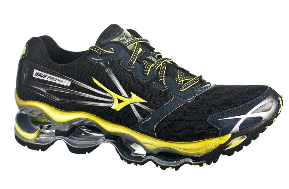 Mizuno Wave Prophecy 2 кроссовки для бега мужские