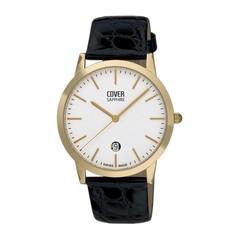 Мужские наручные швейцарские часы Cover Co123.PL2LBK