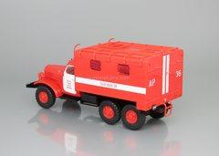 ZIL-157K AR-2 (157K)-121 fire truck 1:43 DeAgostini Auto Legends USSR Trucks #33