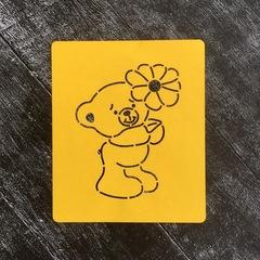 Мишка Тедди №1