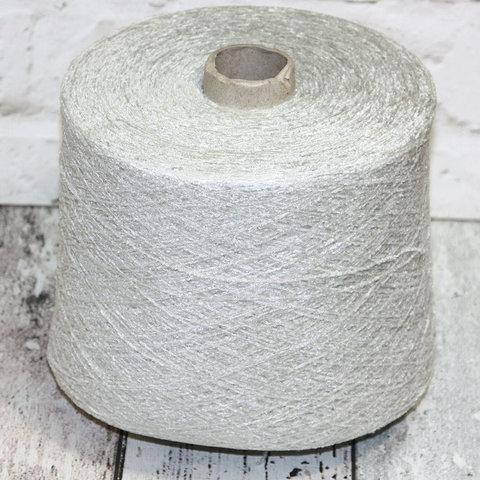 Вискозный велюр LUIGI BOLDRINI / Spun Viscosa 1100 жемчужно-серый