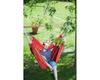 Кресло гамак из хлопка красный Lounger Currambera CUL21-2