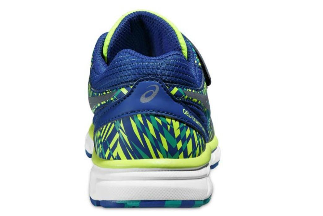 Детские беговые кроссовки для мальчика Asics Gel-LightPlay 2 PS (C571N 4393) синие  фото