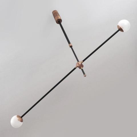 BULLARUM SI-2 CHANDELIER by Intueri Light