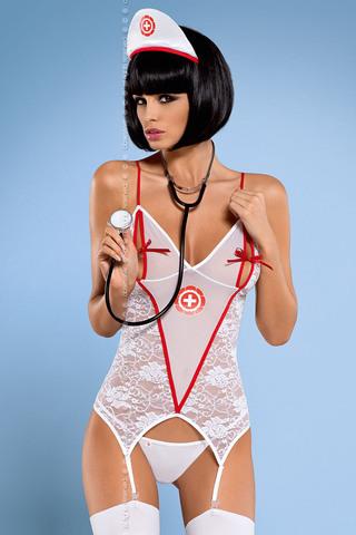 Костюм медсестры Medica corset