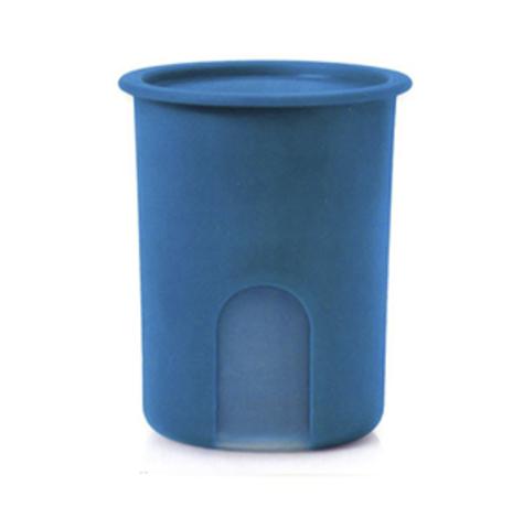 Ёмкость «Напоминание» (1,25 л) в синем цвете