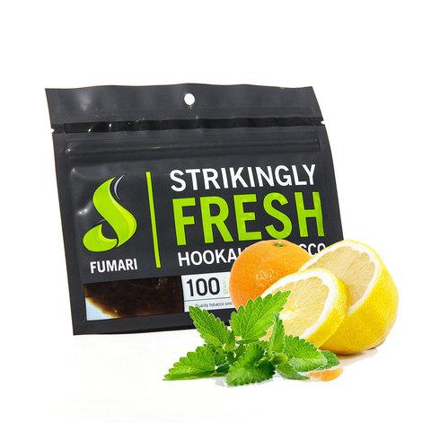 Табак Fumari Citrus Mint (Цитрусы с Мятой) 100 г