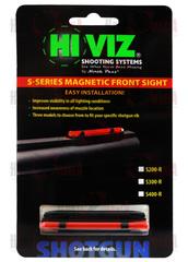 Мушка HiViz S400R красная